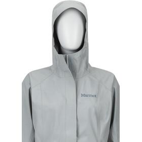 Marmot Essential Jacket Dame grey storm